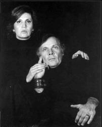 Bertha y José Luis Cuevas