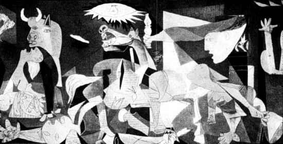 Pinturas y cuadros de Pablo Picasso