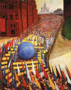 Diego Rivera - Día del trabajo