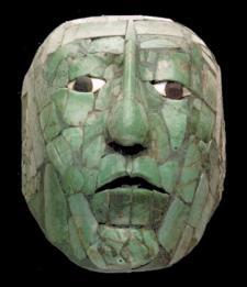 Máscara del Sr. Pakal